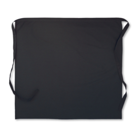 Apron, Black, 100x100cm, Treb ADS