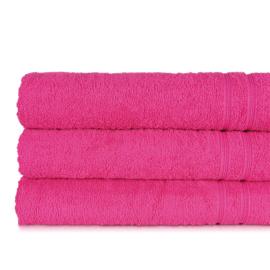 Bath Towel, Fuchsia, 70x130cm, Treb ADH