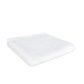 Guest Towel, White, 30x30cm, Treb Towels