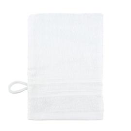 Washcloth, White, 15x22cm, Treb ADH
