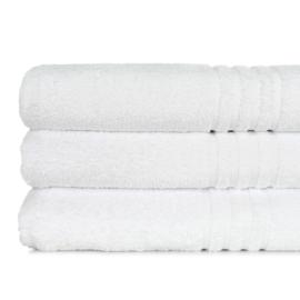 Sauna Towel, White, 100x150cm, Treb Towels