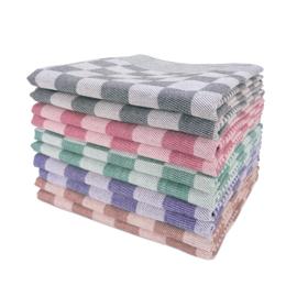 Tea Towels, Black, 65x65cm, Treb WS