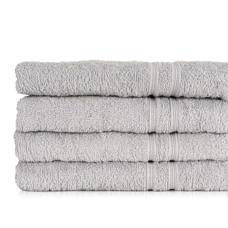 Bath Towel, Gray, 50x100cm, Treb ADH
