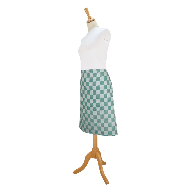 Apron, Green, 60x70cm, Cotton, Treb WS