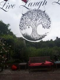 Tree of Life (doorzichtig rond)