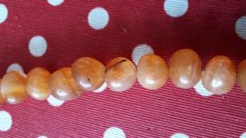 Oranje/beige
