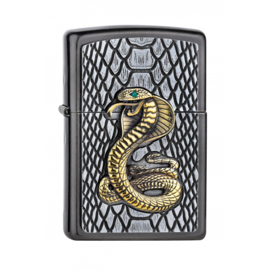 Zippo Cobra Design