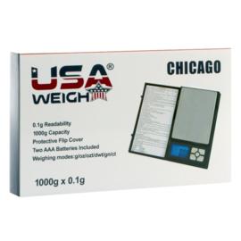USA Weight |Chicago digital scale 1000g x 0.1g