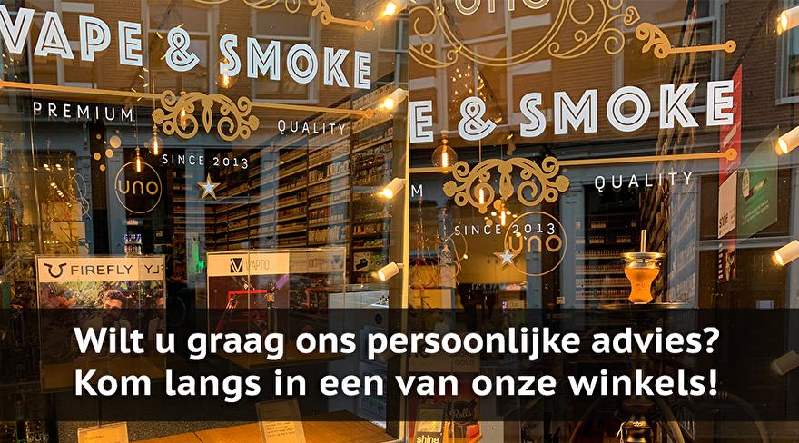 UNO Vape & Smoke winkels