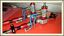 Oreca Formula Le Mans steering racks rebuilt