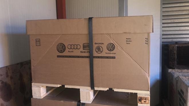 CSH Engine Volkswagen Amarok new in box