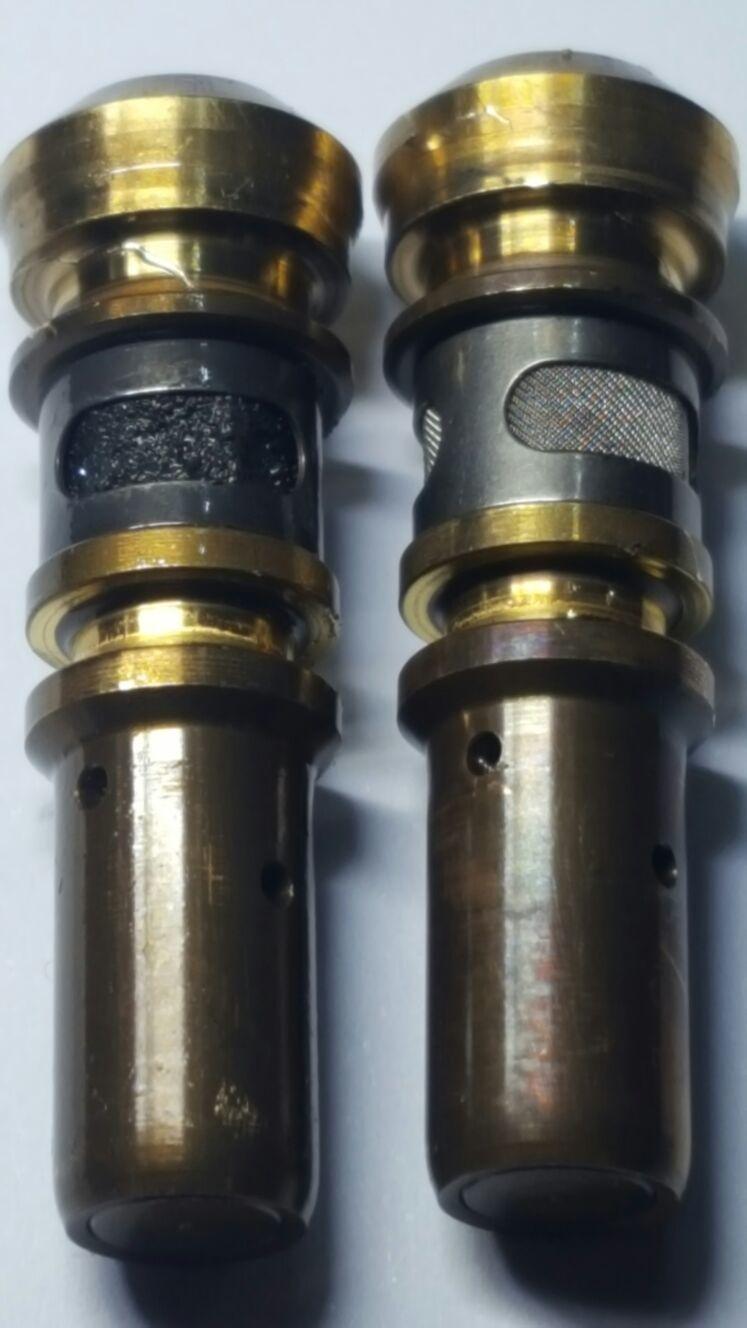 ZF Servotronic filtertjes in het stuurhuis