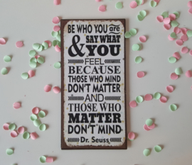 Magneet be who you are