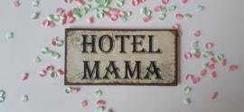 Magneet hotel mama