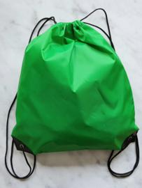 Nylon rugtas groen