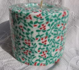 Mistletoe kaars Swazi Candle