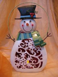 Sneeuwpop Sfeerlicht