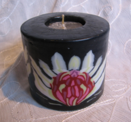 Black Lotus Swazi Candle