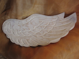 Engel vleugel hout
