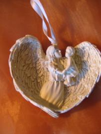 """Blessing Angels hanger """"Love"""""""
