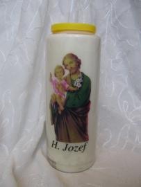 Noveenkaars Heilige Jozef 9 dagen brander