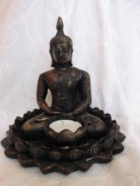 Boedda waxinelicht Lotus