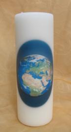 Cilinderkaars Onze Aarde