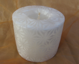 Sterren wit  Swazi Candle
