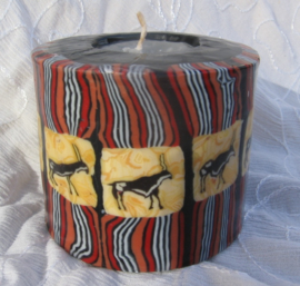Impala kaars Swazi Candle