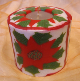 Kerstroos  Swazi Candle