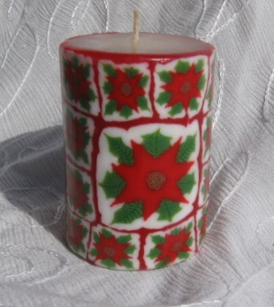 Kerstroos Millefleur S Swazi Candle