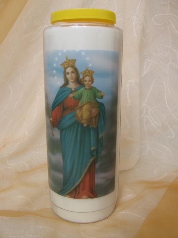 Noveenkaars  H. Maria met Kind
