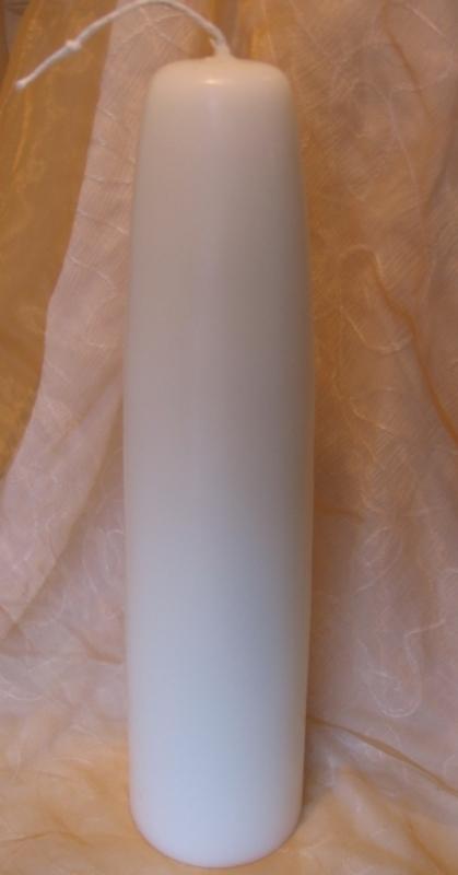 Dompelkaars 8 x 32 cm