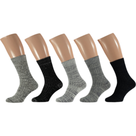 Art. 21051  Men Cotton Jeans Socks 5 pack