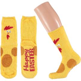 Art. 000132997001 Dames sokken Pasen 2-pak