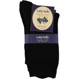 Art. 31010 Ladies Socks anti press Modal 3-pack