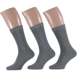 Art. 21021 Heren sokken Badstofzool