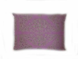 kussen Zenza oriental lila 40x30