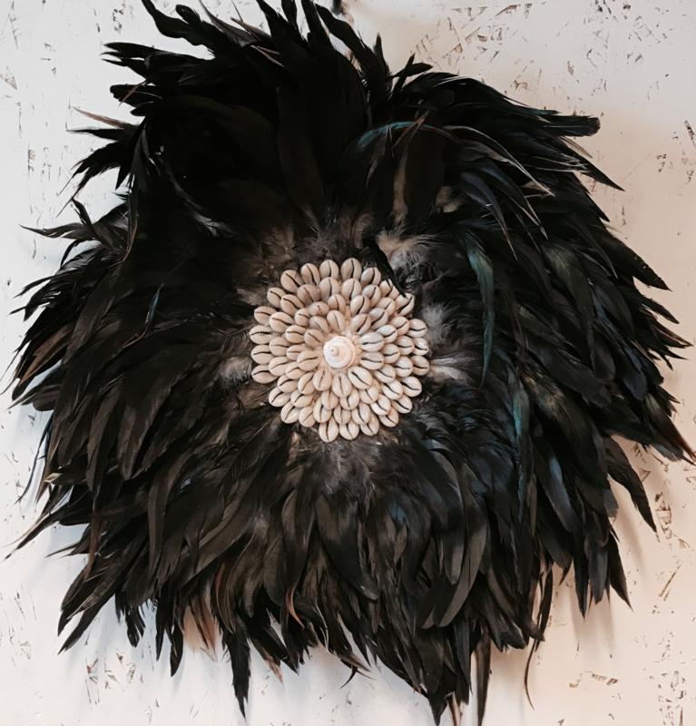 dromenvanger veren & schelpen Bali zwart small