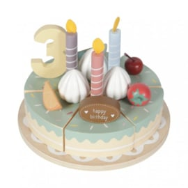 Verjaardagstaart XL