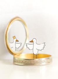 Verderkijker spiegeltje