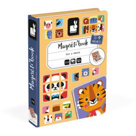 Magneetboek Mix & Match