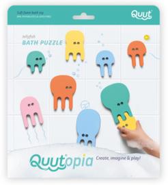 Badpuzzel jellyfish