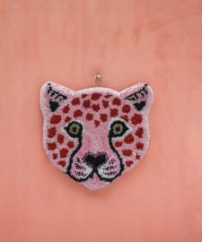 Pinky Leopard head
