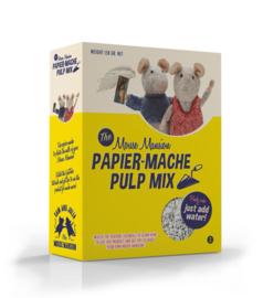 Papier mache mix