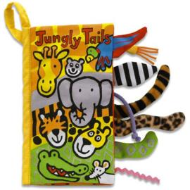 Knisperboekje jungle staarten