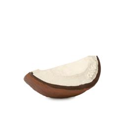 Badspeeltje / bijtspeeltje kokosnoot