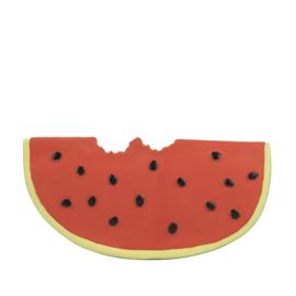 Badspeeltje / bijtspeeltje watermeloen