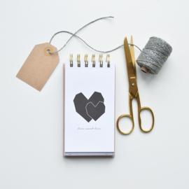 Briefjes voor de liefste