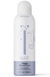 Naïf shower foam
